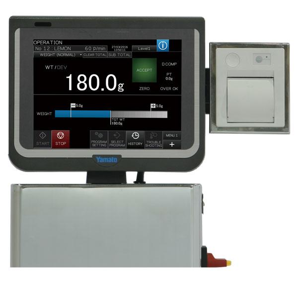 Контрольные весы j серии yamato scale Простота в управлении